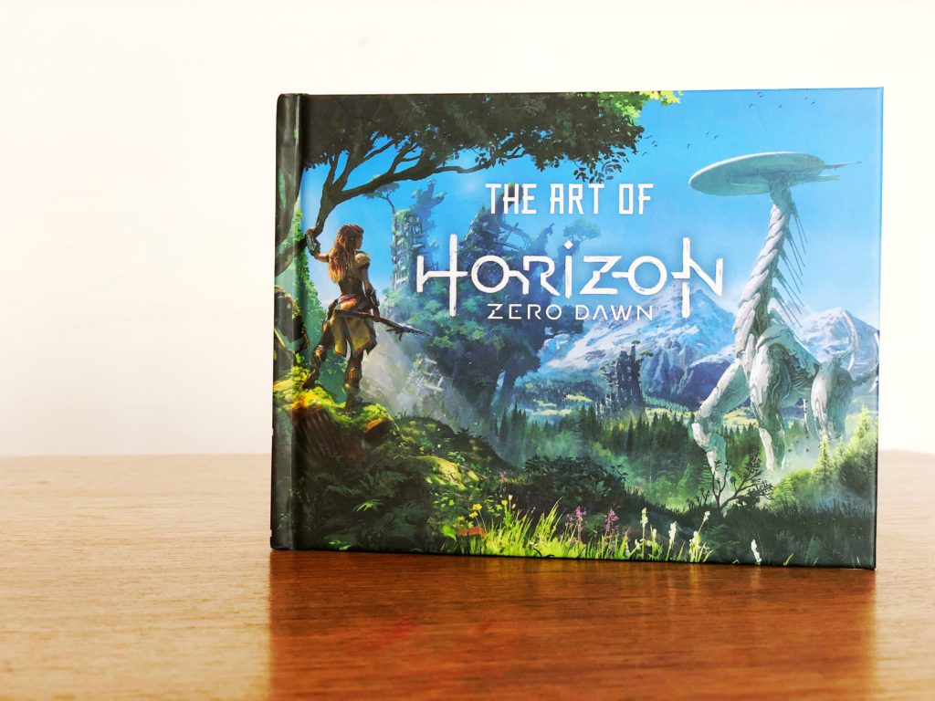 Horizon Zero Dawn Collectors Edition The Unboxables Sofa Gamers Sony Playstation 4 Collector